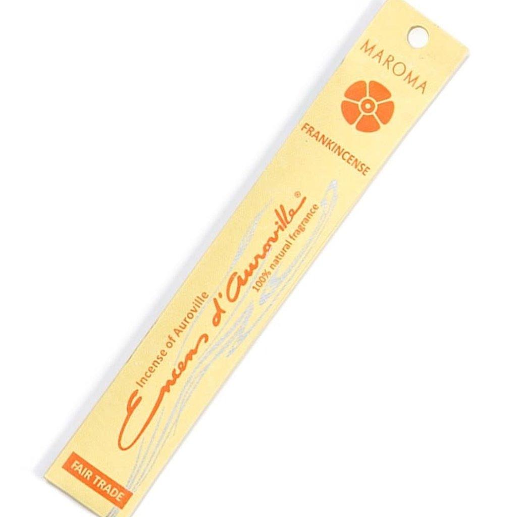 Incense- D'Auroville-Frankincense (India)