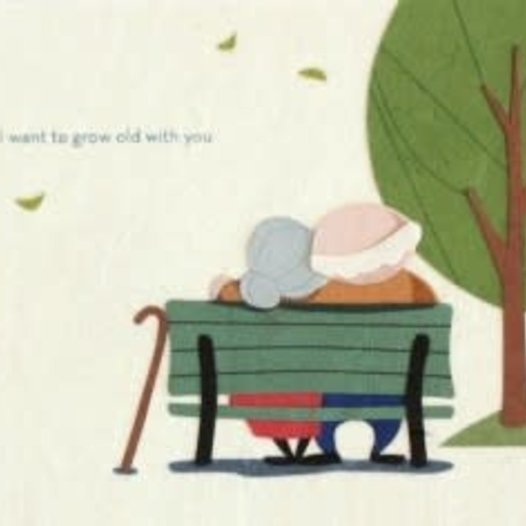 Greeting Card- Grow Old With You (Phillipines)
