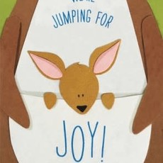 Greeting Card- Jumping for Joy (Philippines)