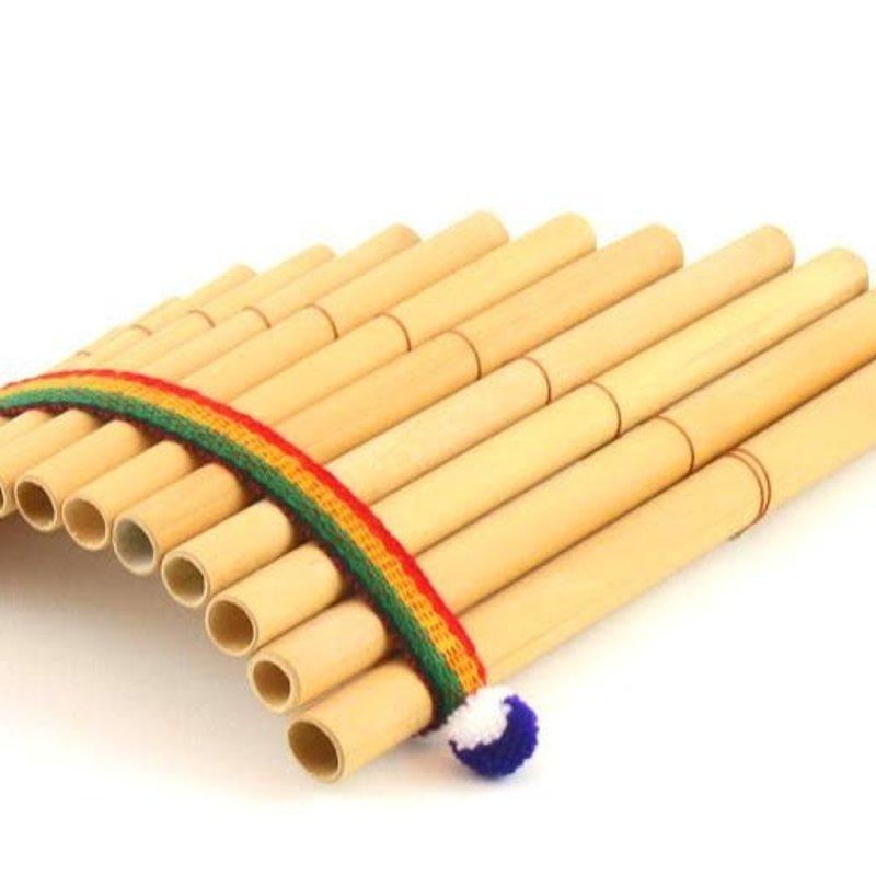 Flute- Pan (Peru)