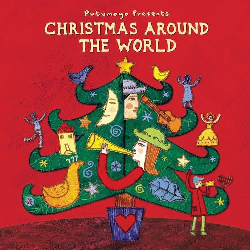 Christmas Around The World CD