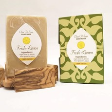 Soap- Olive Oil-Lemon (Arab/Israel)