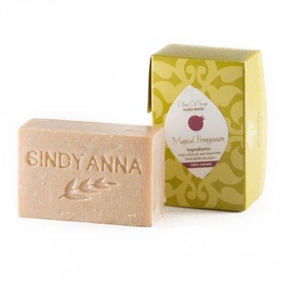 Soap- Olive Oil-Pomegranate (Arab/Israel)