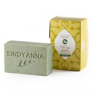Soap- Olive Oil-Sage  (Arab/Israel)