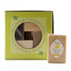 Soap- Olive Oil- 4 Pack (Palestine)