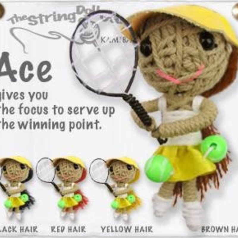 String Doll- Ace- Girl (Thailand)