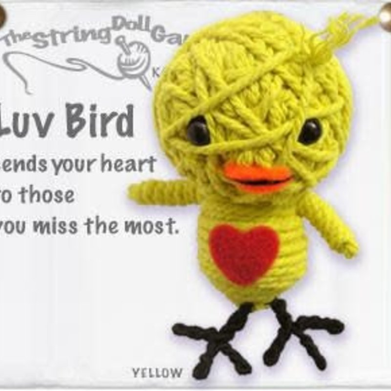 String Doll- Luv Bird (Thailand)