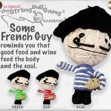 String Doll- Some French Guy (Thailand)