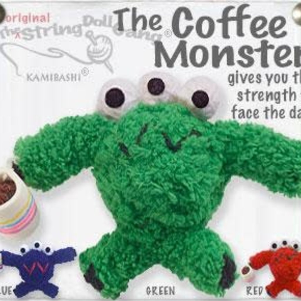 String Doll- The Coffee Monster (Thailand)