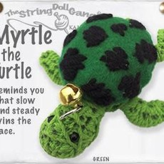 String Doll- Myrtle the Turtle (Thailand)