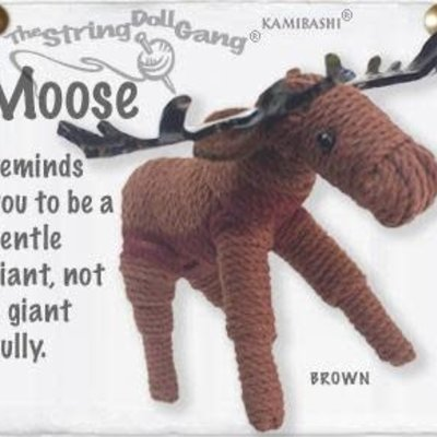 String Doll- Moose (Thailand)