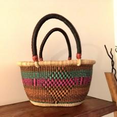 Bolga Basket- Oval-Small (Ghana)