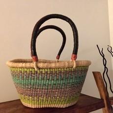 Bolga Basket- Oval-Medium (Ghana)