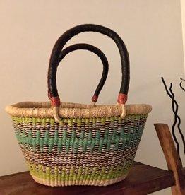 WS- Bolga Basket- Oval-Medium (Ghana)