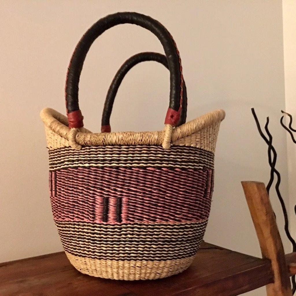 WS- Bolga Basket- Nyariga-Small (Ghana)