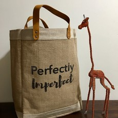 Bag- Market-100% Jute-Perfectly Imperfect (Bangladesh)