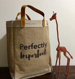 Bag- Market-100% Jute-Perfectly Imperfect (Bangladesh)