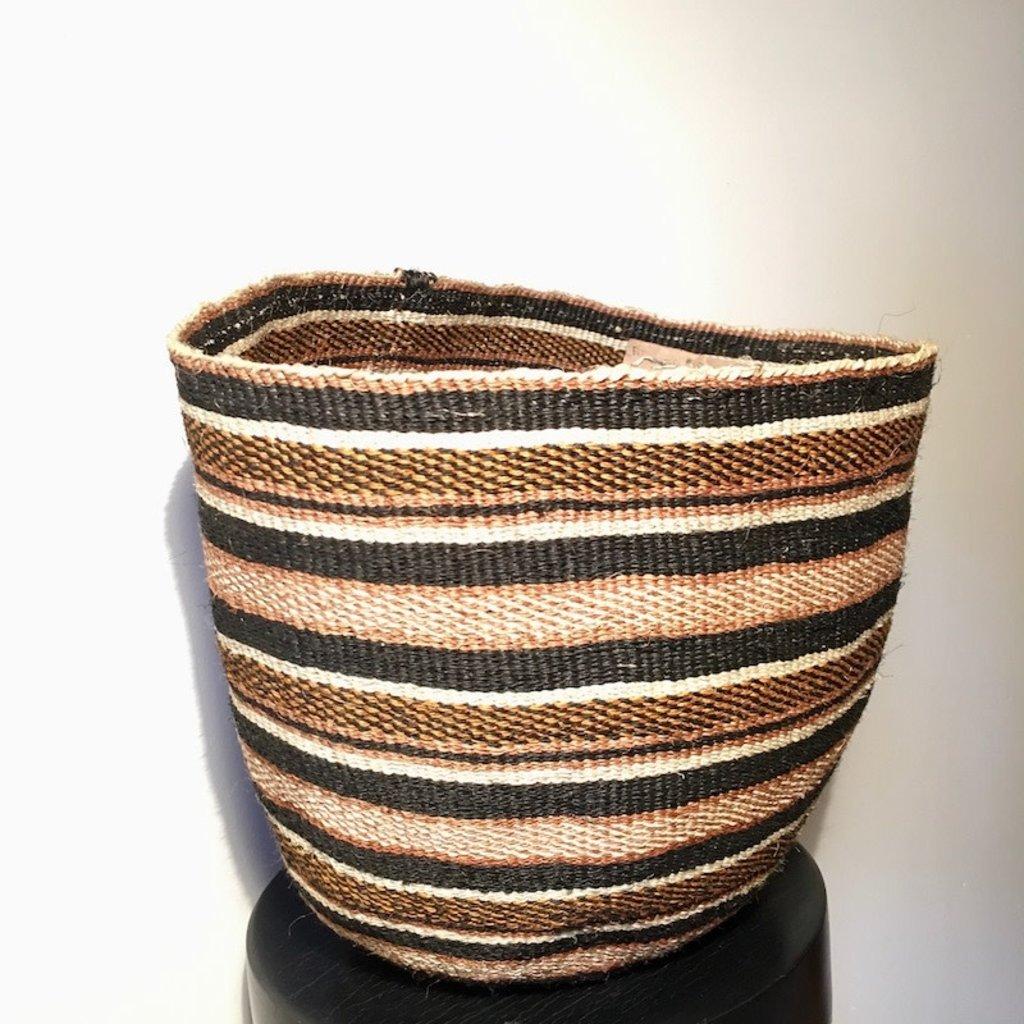 WS- Sisal Kiondo Basket- Fine Weave-Extra Large (Kenya)