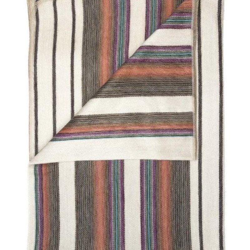 "Blanket-Oasis-Alpaca-70"" x 90"" (Ecuador)"