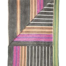 "Blanket-Fireworks-Alpaca-70"" x 90"" (Ecuador)"