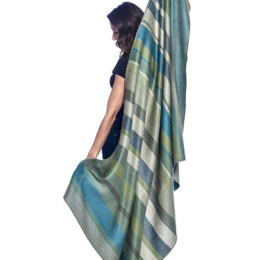 Blanket- Lotus-Alpaca-70 x 90 (Ecuador)