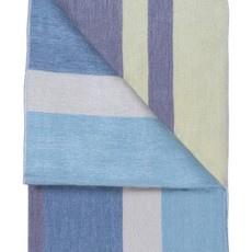 "Throw- Mineral Blue-Alpaca-45"" x 70"" (Ecuador)"