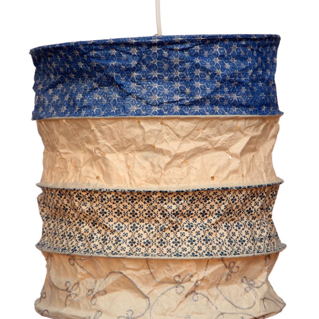 Lantern- Amrum-Lokta Paper (Nepal)