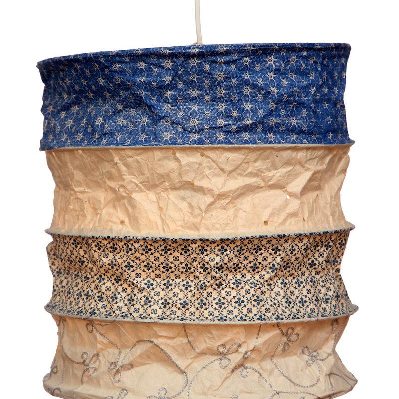 Lantern- Amrum-Lokta Handmade Paper (Nepal)