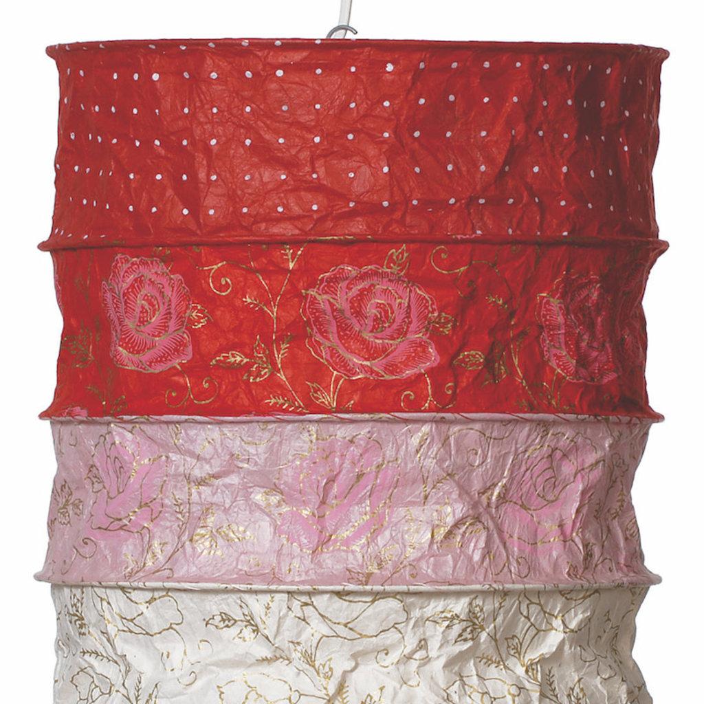 Lantern- Briton-Lokta Handmade  Paper (Nepal)