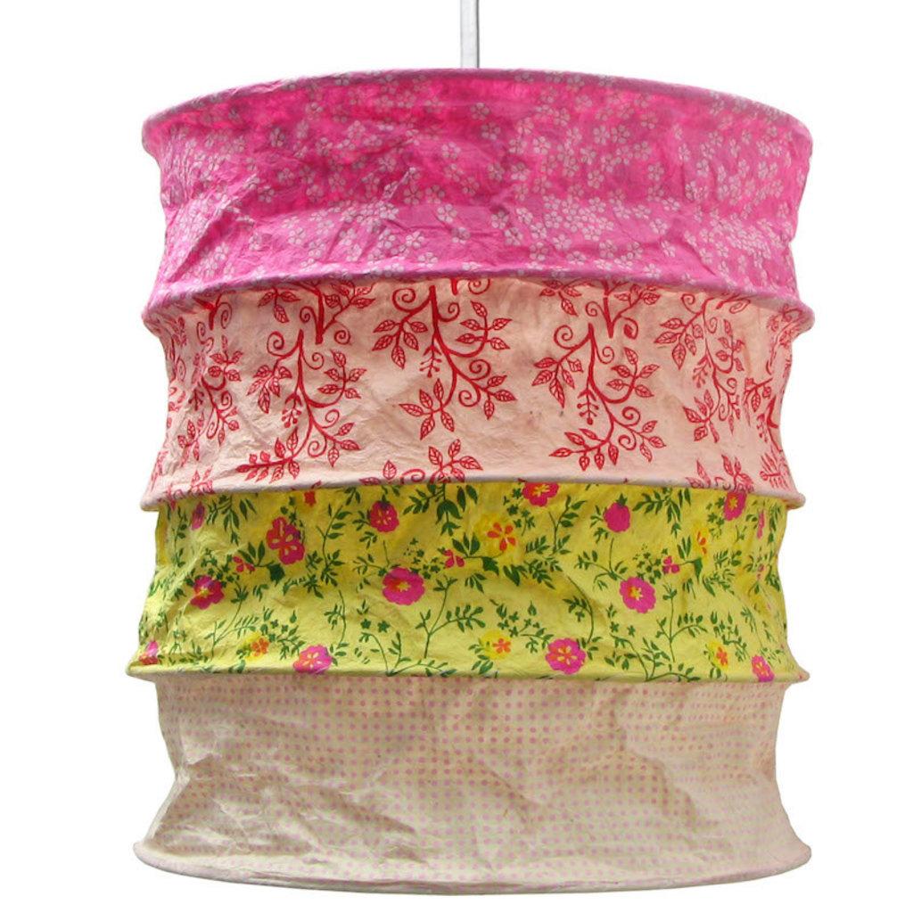 Lantern- Cadiz-Lokta Handmade Paper (Nepal)