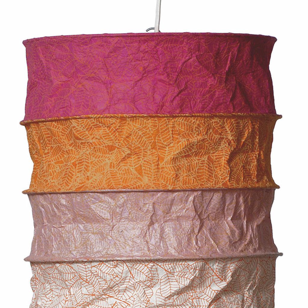 Lantern- India-Lokta Handmade Paper (Nepal)