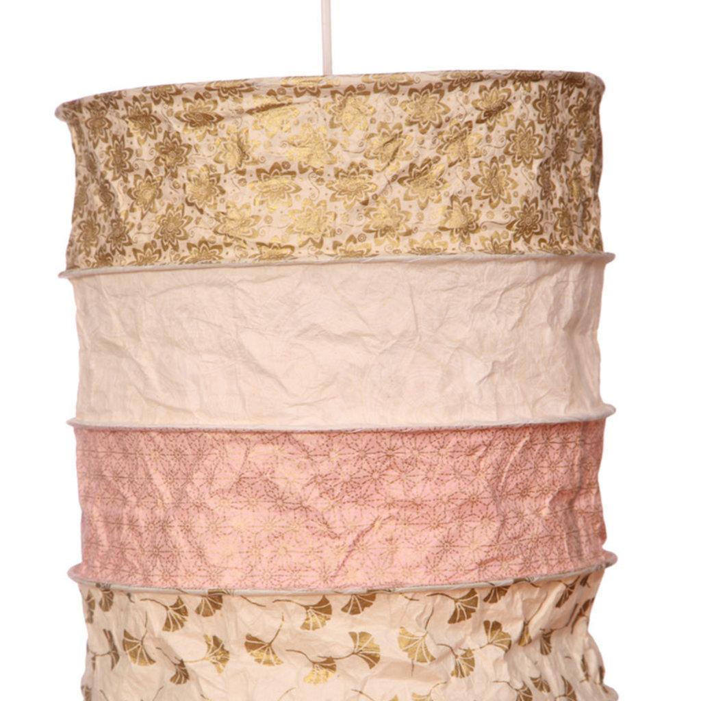 Lantern- Lagos-Lokta Handmade Paper (Nepal)