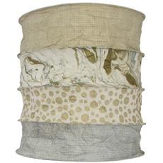Lantern- Santos-Lokta Handmade  Paper (Nepal)