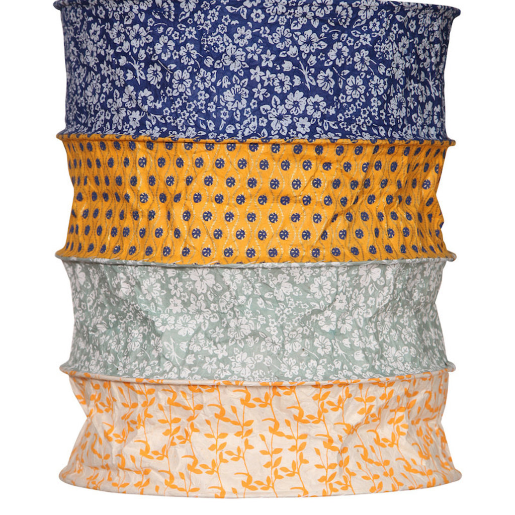 Lantern- Stockholm-Lokta-Handmade Paper (Nepal)