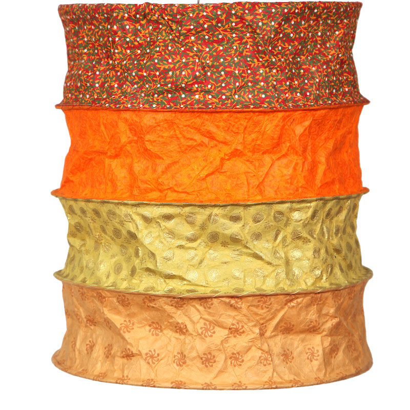 Lantern- Trinidad-Lokta Handmade Paper (Nepal)