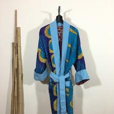 WS- Kantha Robe-Small/Medium (Bangladesh)