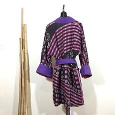 WS- Kantha Robe- Small/Medium (Bangladesh)