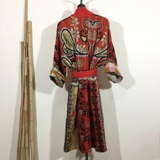 WS- Kantha Robe-Medium/Large (Bangladesh)