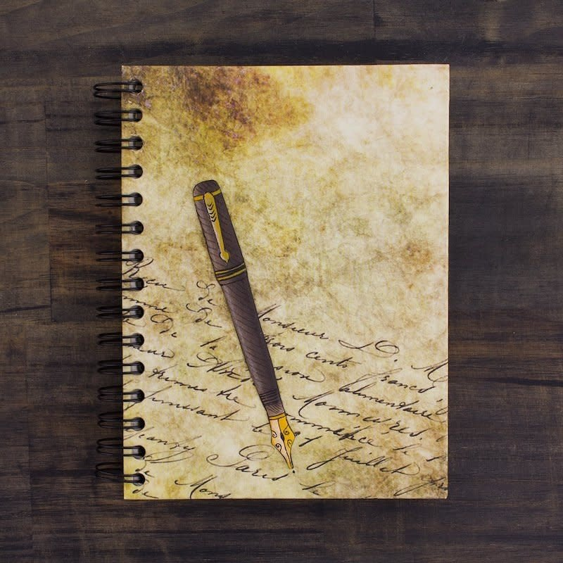 Notebook- Writer's Ink-Large (Sri Lanka)