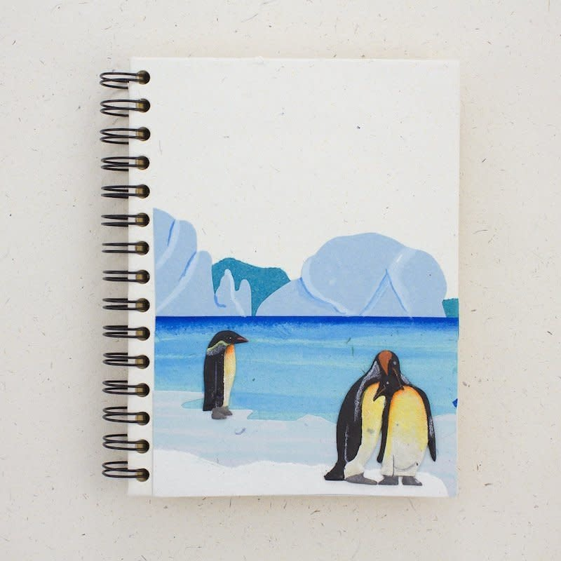 Notebook- Penguin- Natural White (Sri Lanka)