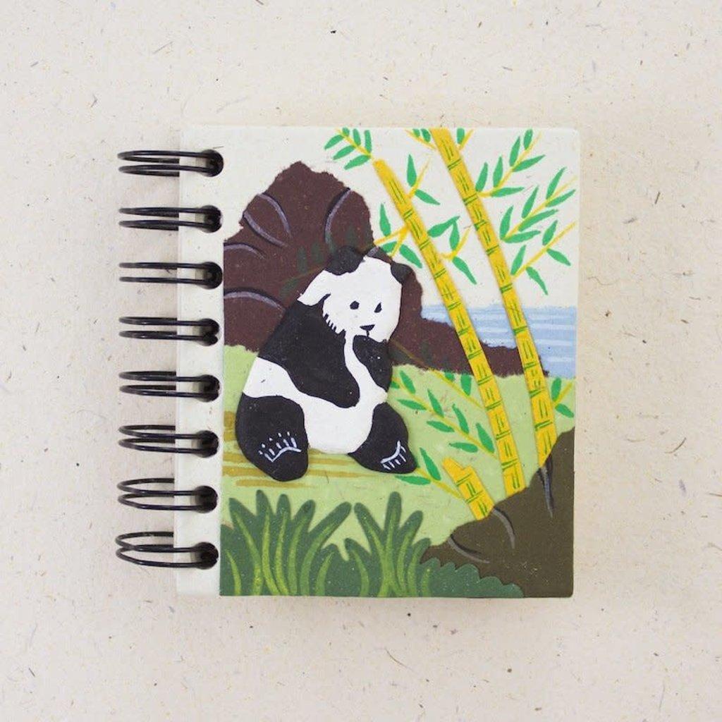 Notebook- Panda Natural White-Small (Sri Lanka)