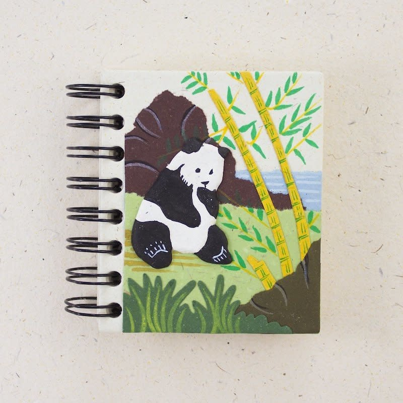 Notebook- Panda Natural White-Small (Sri Lanka)