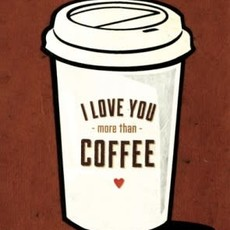 Greeting Card- Coffee Love  (Philippines)