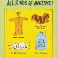 Greeting Card- All Kinds of Awesome (Philippines)