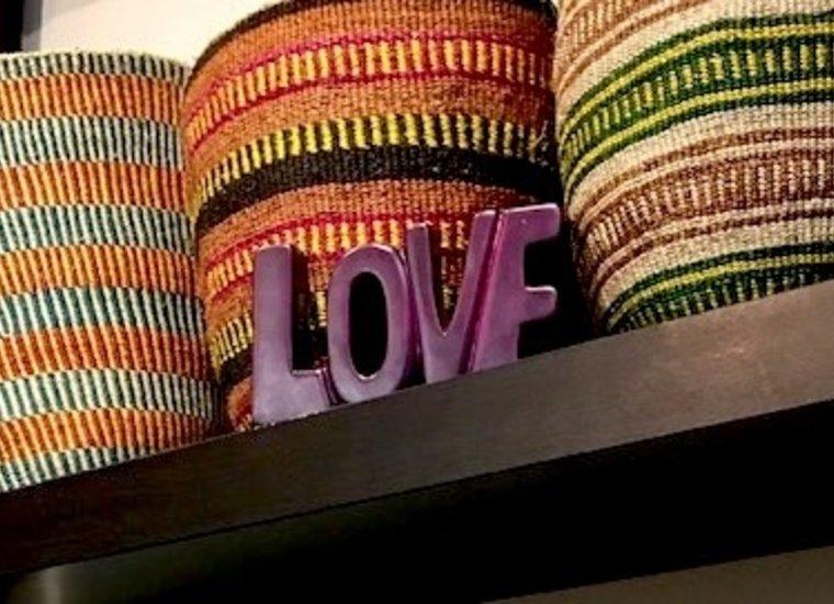 Baskets from Kenya