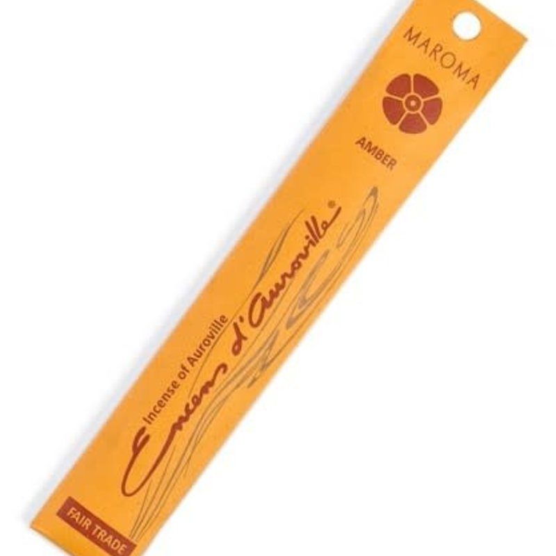 Incense- D'Auroville-Amber (India)