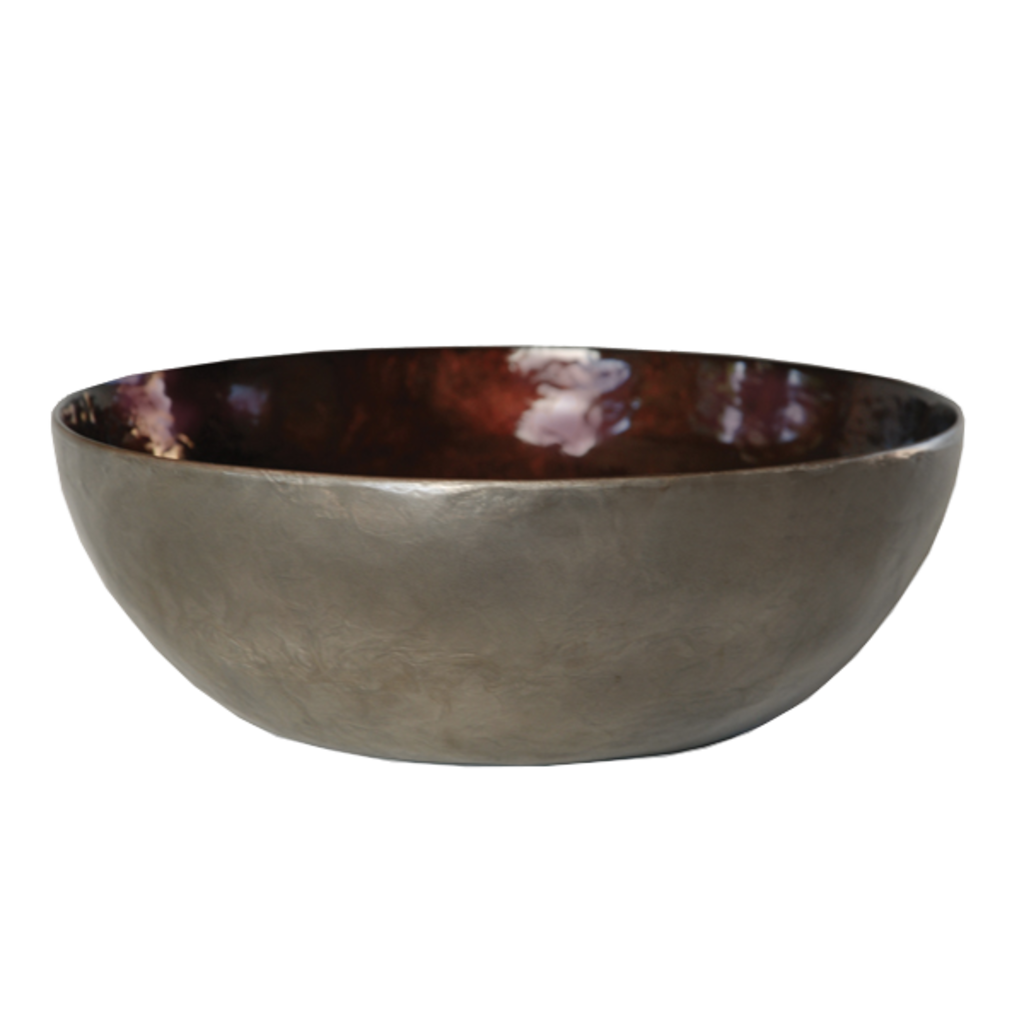 Salad Bowl- Capiz Shell-Fig (Indonesia)