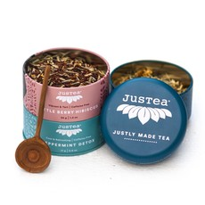 Tea- Herbal Tea Trio Tin Case (Kenya)