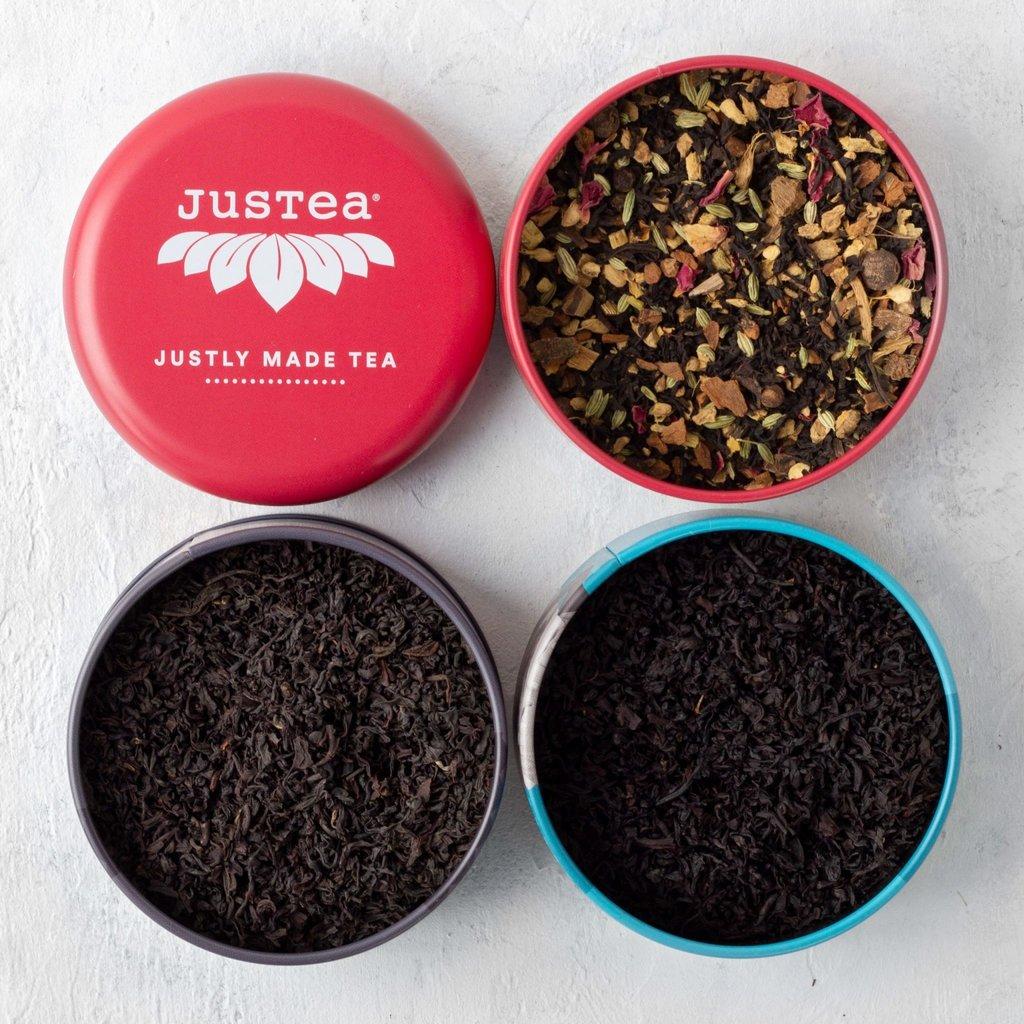 Tea- Black Tea Trio Tin Case (Kenya)