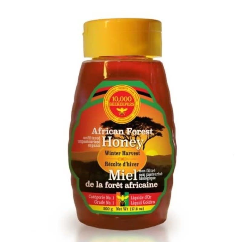 Honey- African Forest-Winter Harvest 500g  (Zambia)